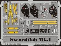 Eduard FE212 Swordfish Mk. I 1/48 Tamiya