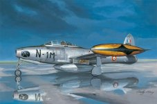 Hobby Boss 83208 F-84G Thunderjet (1:32)