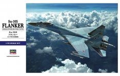 Hasegawa E44 Su-35S FLANKER (1:72)