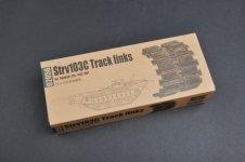 Trumpeter 02056 Strv103C Track links (1:35)