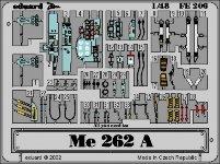 Eduard FE206 Me 262A Schwalbe 1/48 Tamiya
