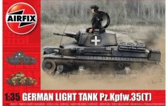 Airfix 01362 German Light Tank Pz.Kpfw.35(t) 1/35