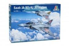 Italeri 2785 SAAB JA 37/AJ 37 VIGGEN (1:48)