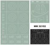 Montex MM32152 IAR-81C AZUR