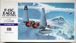 Hasegawa E13 F-15C Eagle (1:72)