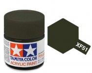 Tamiya 81351 Acryl XF-51 Khaki Drab 23ml