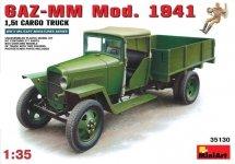 Miniart 35130 Soviet GAZ-MM Mod.1941 Cargo Truck (1:35)