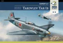 Arma Hobby 70027 Jakowlew Jak-1b Expert Set 1/72