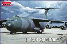 Roden 331 C-141B Starlifter (1:144)