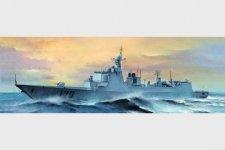 Trumpeter 04530 PLA Navy Type 052C DDG-170 LanZhou (1:350)