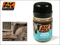 AK Interactive AK 017 Earth Effects 35ml