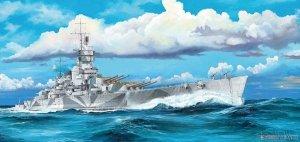 Trumpeter 05320 Italian Navy Battleship RN Vittorio Veneto 1/350