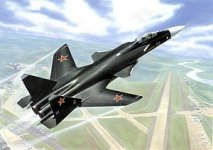 Zvezda 7215 Su-47 'Berkut' (1:72)