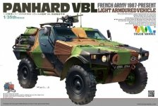 Tiger Model 4603 Panhard VBL Light Armored Vehicle 1/35