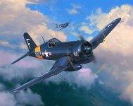 Revell 03955 F4U-4 Corsair (1:72)