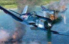 Revell 04781 Vought F4U-1D Corsair (1:32)
