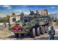 Trumpeter 01519 LAV-III 8x8 wheeled armoured vehicle (1:35)