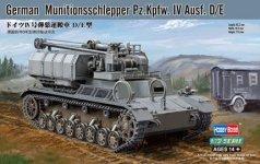 Hobby Boss 82907 German Munitionsschlepper Pz.Kpfw. IV Ausf. D/E (1:72)