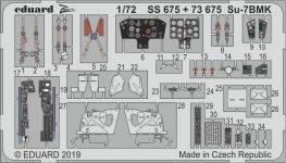 Eduard SS675 Su-7BMK MODELSVIT 1/72