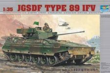 Trumpeter 00325 JGSDF TYPE 89 IFV (1:35)