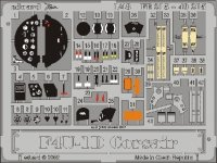 Eduard FE215 F4U-1D 1/48 Tamiya