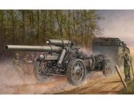 Trumpeter 02304 German 15cm s.FH 18 Field Howitzer (1:35)