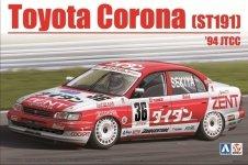 Beemax 24013 Toyota Corona (ST191) '94 JTCC (1:24)