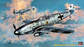Hasegawa JT47 Messerschmitt Bf109-6 (1:48)