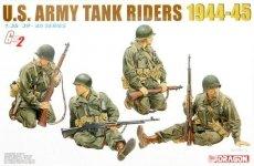 Dragon 6378 US Army Tank Riders 1944-45 (1:35)