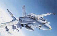 Italeri 0016 F/A-18 C/D Wild Weasel (1:72)