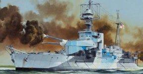 Trumpeter 05335 HMS Roberts Monitor