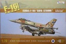 Kinetic K72001 Israel F-16I Sufa (Storm) F-16I Sufa 1/72