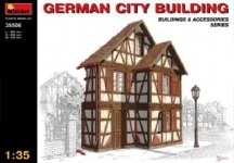 MiniArt 35506 GERMAN CIRY BUILDING (1:35)
