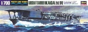 Hasegawa WL202 IJN Aircraft Carrier Kaga (1:700)