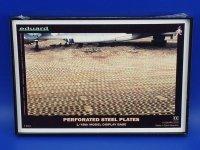 Eduard 8801 PSP Display Perforated steel plates 1/48