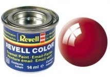 Revell 31 FIERY RED G. (32131)