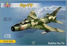 Modelsvit 72005 Sukhoi Su-7U (Trainer) 1/72