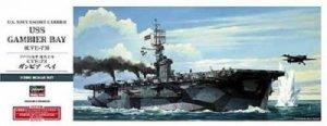 Hasegawa Z27 USS GAMBIER BAY (CVE-73) (1:350)