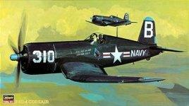 Hasegawa JT25 F4U-4 Corsair (1:48)