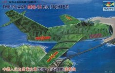 Trumpeter 02204 THE PLAAF MiG 15 bis FIGHTER (1:32)