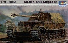Trumpeter 07204 SdKfz.184 Elephant (1:72)