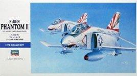 Hasegawa E36 F-4B/N Phantom II (1:72)