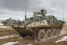 Trumpeter 00395 M1127 Stryker Reconnaissance Vehicle (RV) (1:35)