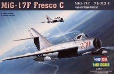 Hobby Boss 80334 MiG-17F Fresco C (1:48)