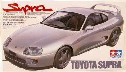 Tamiya 24123 Toyota Supra (1:24)