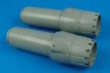 Aires 2117 F-14D Tomcat exhaust nozzles 1/32 Trumpeter