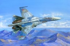 Hobby Boss 81711 Su-27 Flanker B 1/48