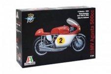 Italeri 4630 MV AGUSTA 500 cc.4 CYLINDERS - 1964 (1:9)