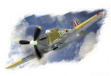 Hobby Boss 80215 Hurricane MK II (1:72)