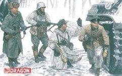 Dragon 6455 11.Frw.Pz.Gren.Div Nordland Vistula-Order 1945 (1:35)